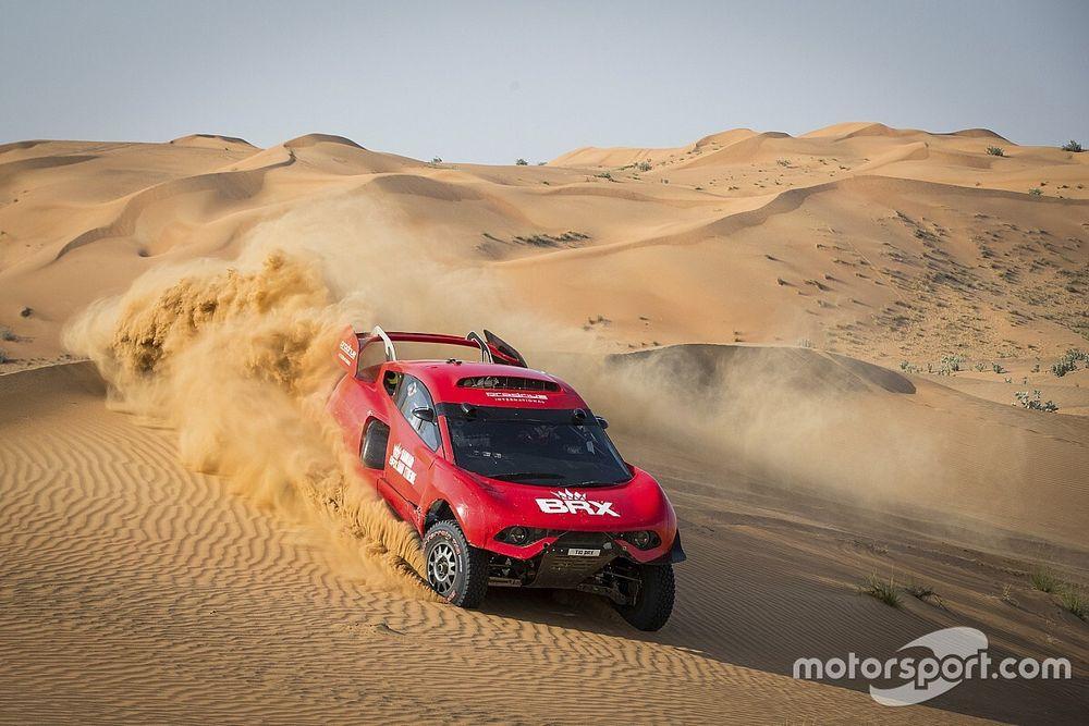 Loeb: BRX not entering Dakar to be behind Toyota, X-raid