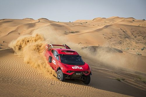 Nani Roma Pasang Target Realistis untuk Dakar 2021