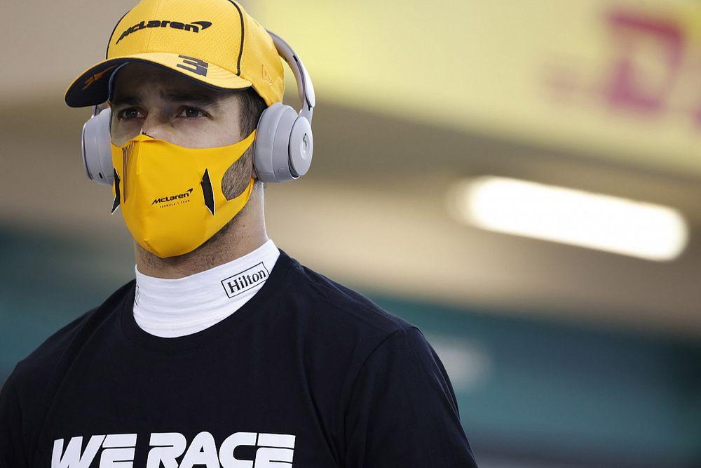 """F1 - Ricciardo volta a falar sobre saída da Red Bull: """"Não me via por mais três anos lá"""""""