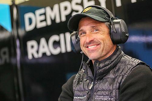 Patrick Dempsey honoré lors des 24 Heures du Mans