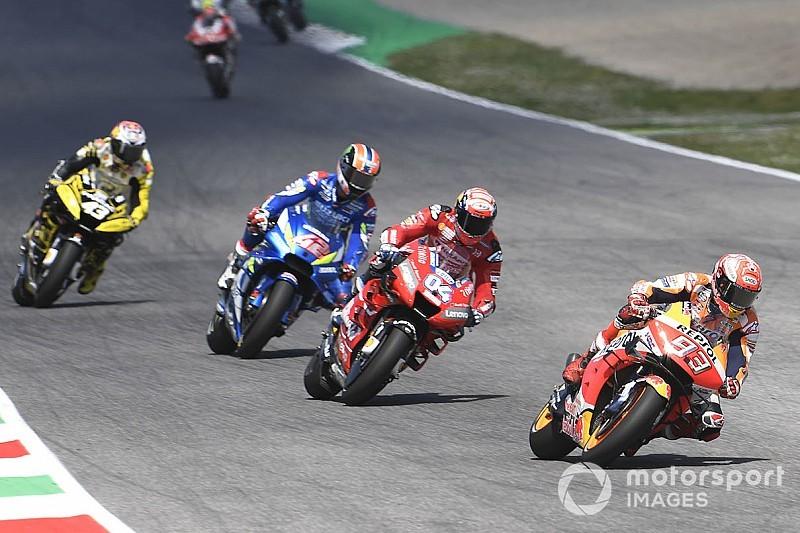 La F1 doit-elle s'inspirer du MotoGP pour resserrer le plateau ?