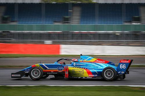 Patrick Schott fuori dai punti anche a Silverstone