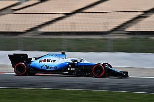 Rezerwowy Williamsa ponownie za kierownicą samochodu F1