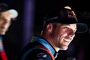 Loeb w składzie Hyundaia na Rajd Portugalii