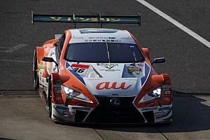 スーパーGT第3戦鈴鹿|GT500&GT300予選タイム結果