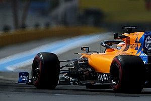Sainz admite que el progreso del motor Renault ayuda a McLaren