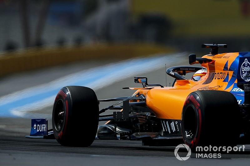 Sainz says Renault deserves credit for McLaren result
