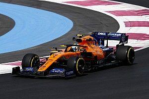 Риккардо объяснил скорость McLaren секретными обновлениями машины