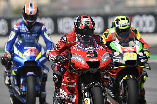 Aprilia-Pilot Andrea Iannone zieht Vergleich zu Ducati und Suzuki