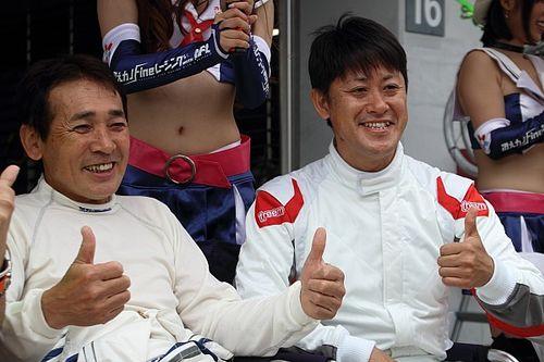 冴えカノレーシングから参戦の荒聖治「鈴木利男さんと組める機会を大切にしたい」