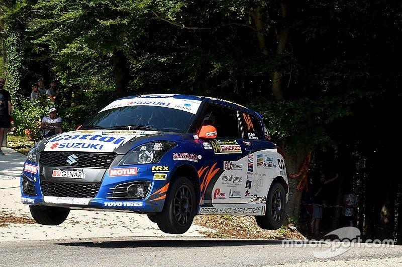 Suzuki Rally Cup: ultimo round del Girone WRC a San Martino di Castrozza