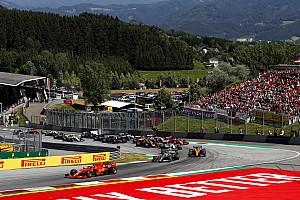 F1公布2020赛季前八场赛程计划