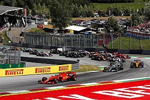 F1、7月5日開幕。欧州8戦のカレンダー発表。イギリス2戦目は70周年記念GPに