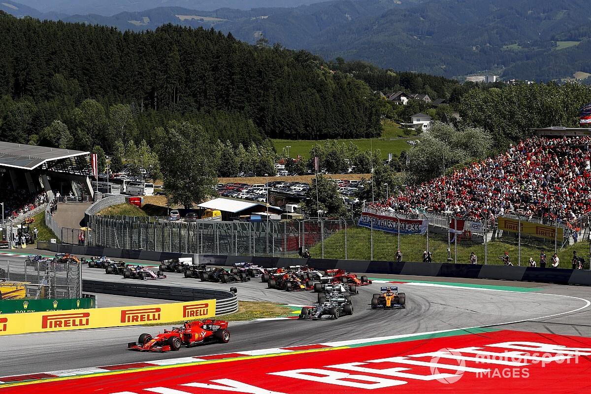 El severo plan de la F1 para volver en Austria debe servir de guía