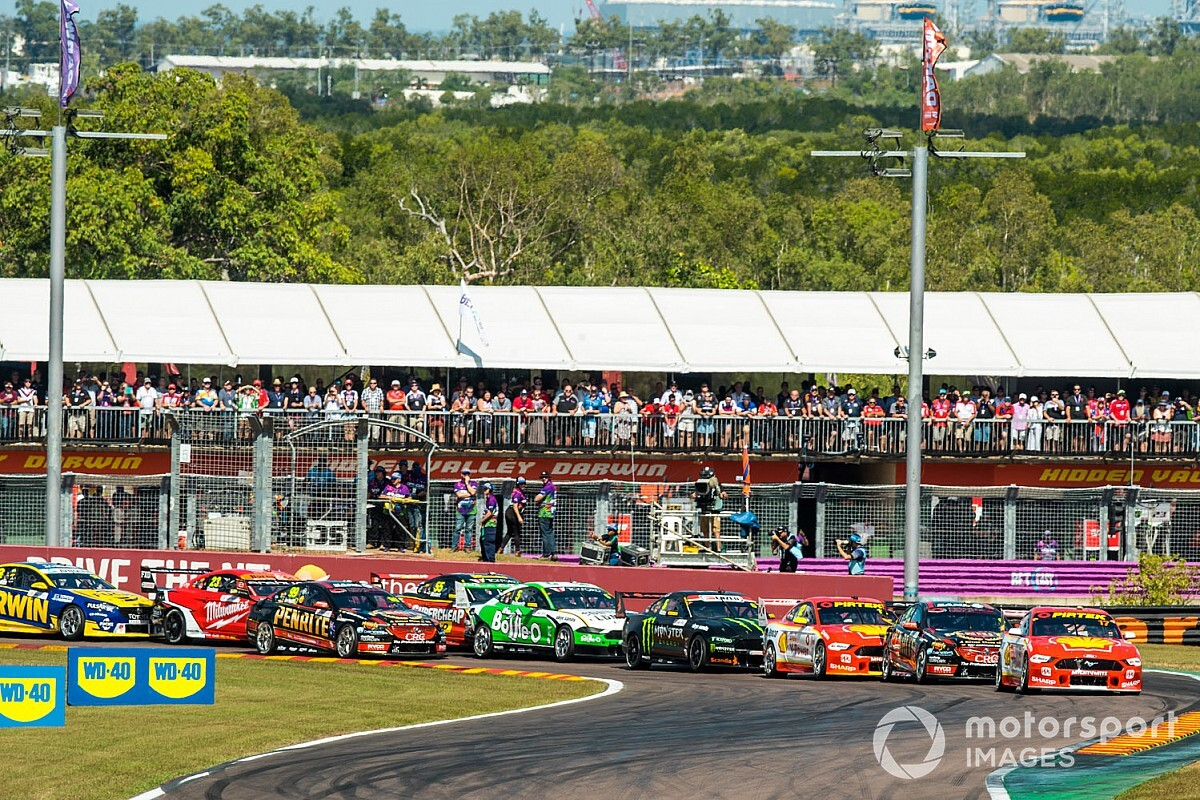Darwin to host next two Supercars rounds thumbnail