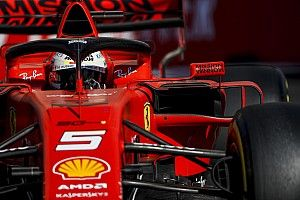"""Vettel: """"I'm not driving at my best right now"""""""