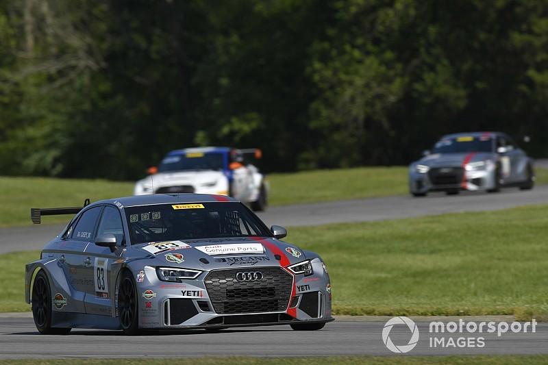 America: al VIR la McCann Racing festeggia due volte in Classe TCR con McCann e Casey Jr.
