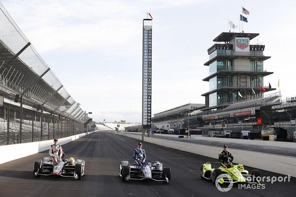 La clasificación de la Indy 500 puede ser la más rápida desde 1996