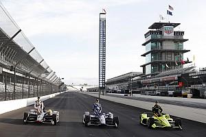 Indy 500 2019: Die Startaufstellung in Bildern