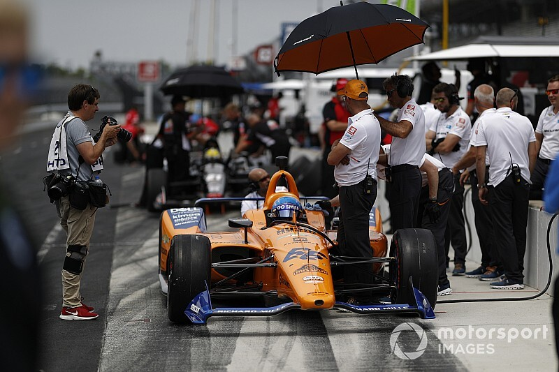 """McLaren boss Brown owns up to """"stupid"""" Indy mistakes"""