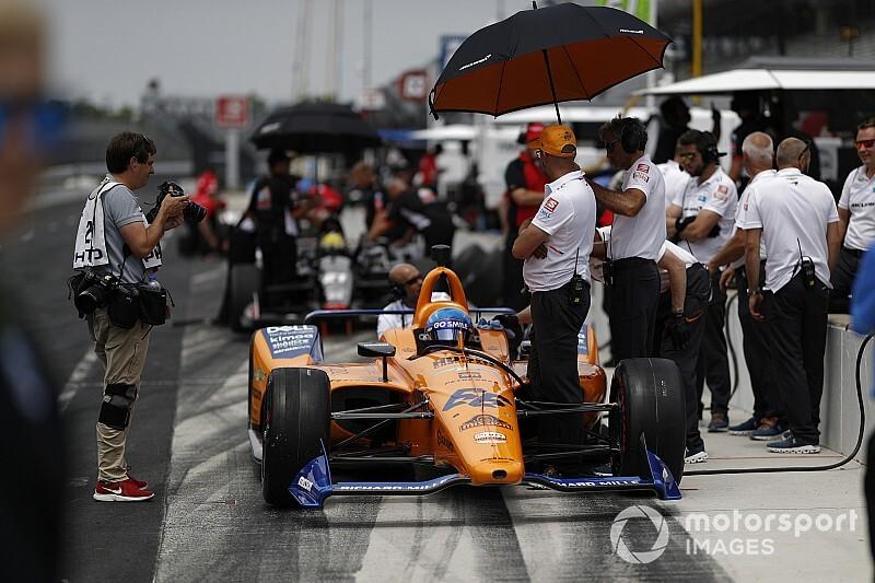 McLaren repetirá con equipo propio si vuelve a la Indy 500