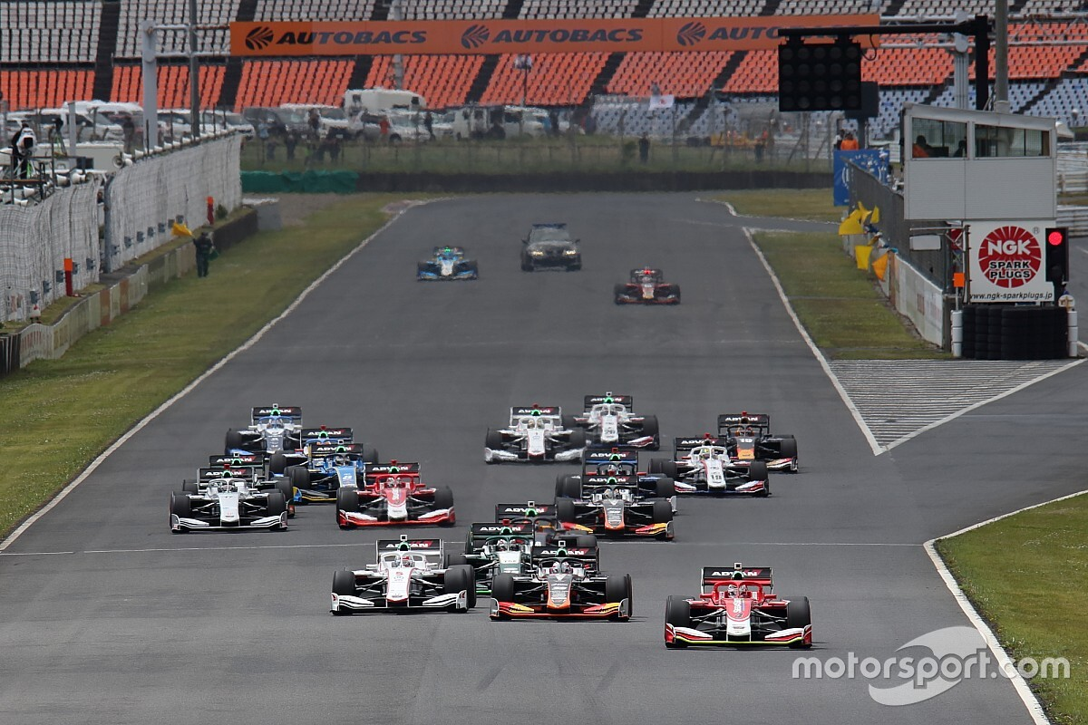 Super Formula postpones May's Autopolis race
