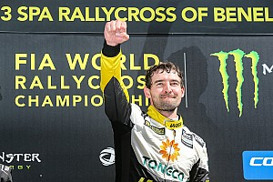 Spa World RX: Timerzyanov takes maiden win