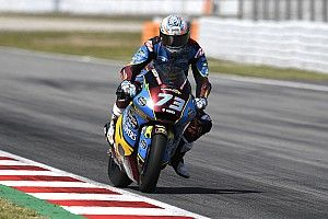 Barcelona Moto2: Marquez takes points lead with third win