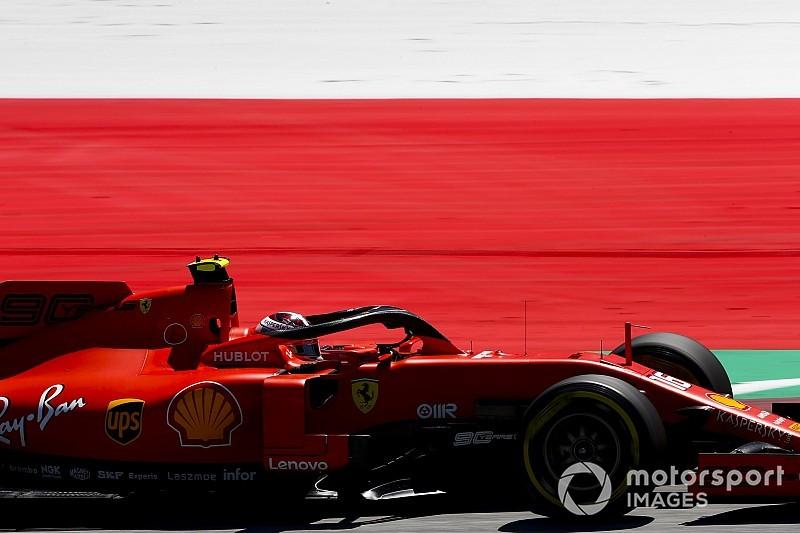 Leclerc: Mercedes hâlâ lider fakat Fransa'dan daha yakınız
