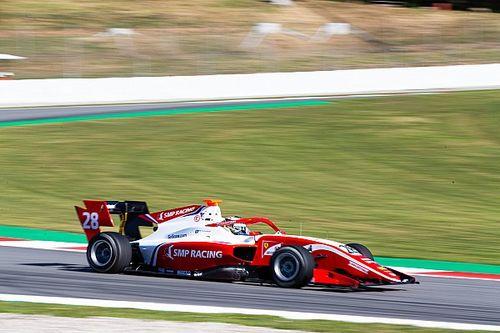 F3, Barcellona: Lundgaard domina ma è penalizzato, in Gara 1 vince Shwartzman