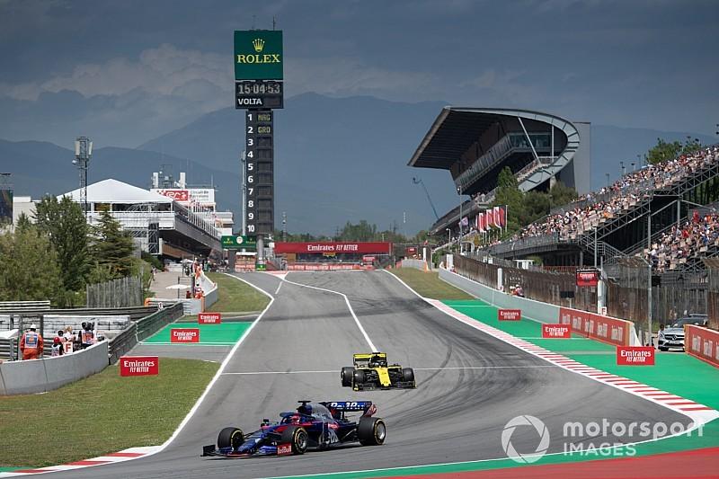 Хорнер настоял на проведении тестов Ф1 в Барселоне, даже если Гран При покинет трассу