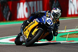Supersport, Imola: seconda Superpole consecutiva per Krummenacher