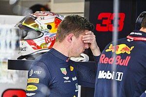 """Verstappen: """"La bandiera rossa mi ha tolto dalla Q3. Solo sfortuna"""""""