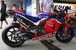 Honda: Marquez prova un telaio ricoperto di carbonio nei test di Jerez