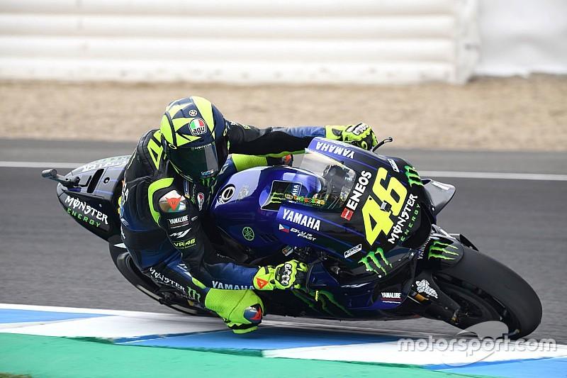 Rossi versenyezne Spában. De autóval!
