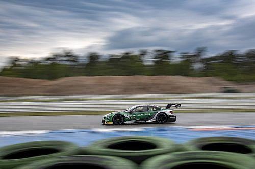 Виттман на BMW выиграл открывшую новый сезон DTM дождевую гонку в Хоккенхайме