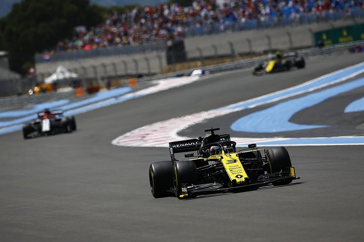 Ricciardo leva punição por manobras na última volta e deixa Top-10 do GP da França