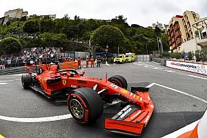 Loin de Mercedes, Ferrari n'y arrive toujours pas avec les pneus