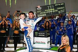 NASCAR: Kyle Larson gewinnt packendes All-Star-Race 2019 in Charlotte