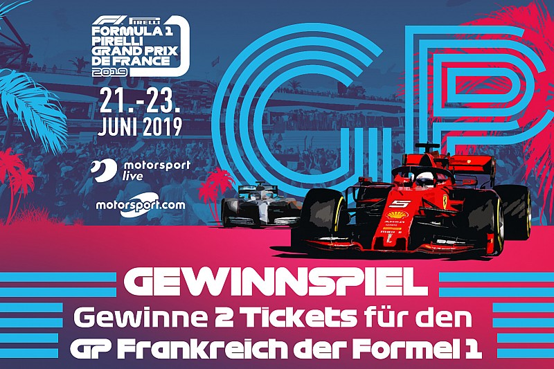 F1 GP Social Media Gewinnspiel 2019 - Teilnahmebedingungen