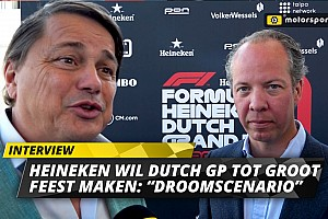 """Heineken wil Dutch GP tot groot feest maken: """"Droomscenario"""""""