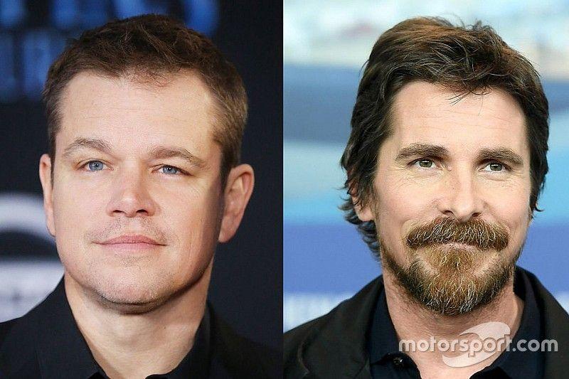 Matt Damon y Christian Bale darán la bandera verde en Indy 500