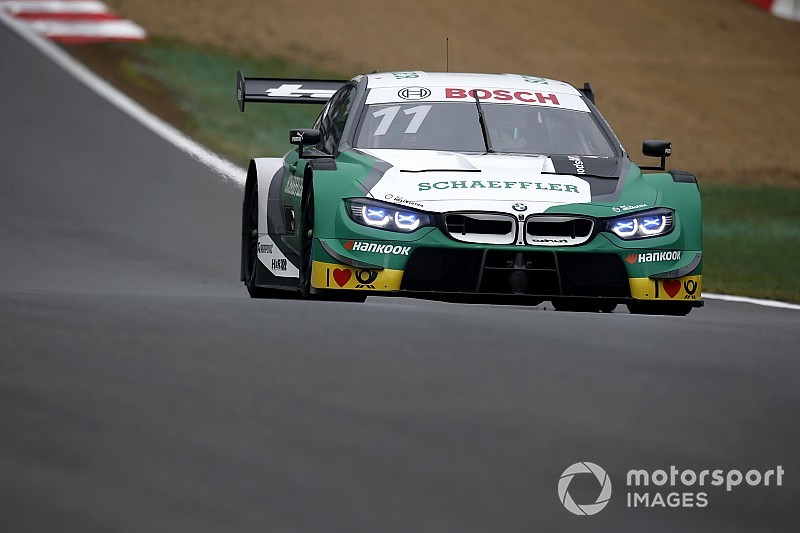 DTM Brands Hatch: Wittmann pakt pole in enerverende kwalificatie