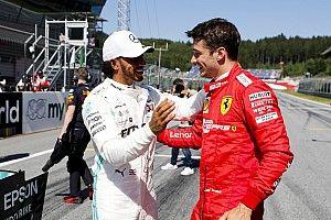 Hamilton prevê boa disputa entre Ferrari, Mercedes e Red Bull na Áustria