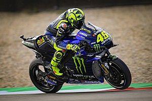 Valentino Rossi sudah tidak sekuat dulu