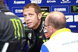 Valentino Rossi elismeri, hogy nehéz helyzetben van