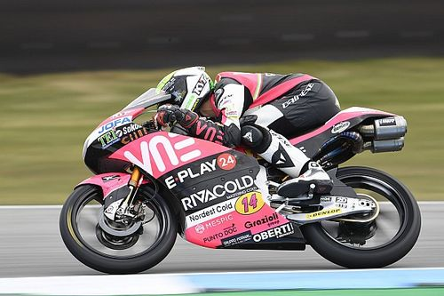 Assen Moto3: Arbolino scores win with last-lap move