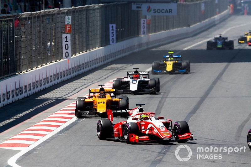 """Schumacher imponeert met inhaalrace: """"Was nog meer mogelijk"""""""