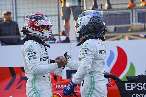 Bottas i Hamilton powalczą przez cały sezon