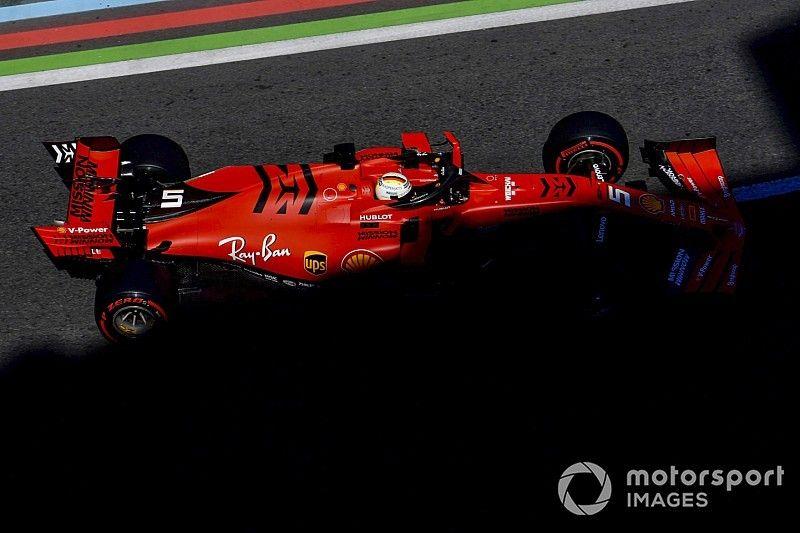 Is downforce Ferrari's only problem?